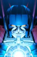All Hail Megatron 13 by chubbychee