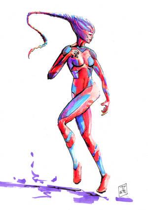 Alienwoman
