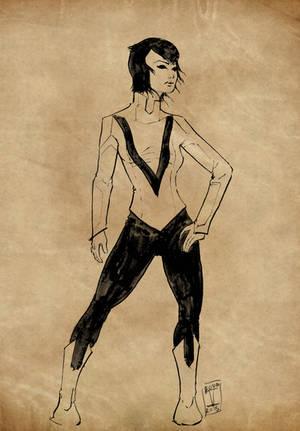 Danaya sketch
