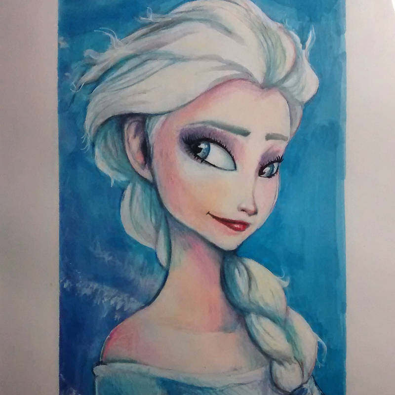 Elsa by StereoiD