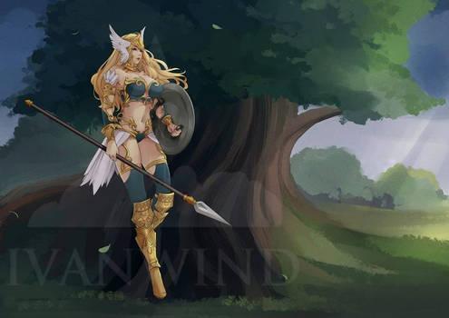 Elf Warriors