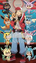 Pokemon Custom Fanart