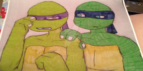 Don't cry ~Tmnt~