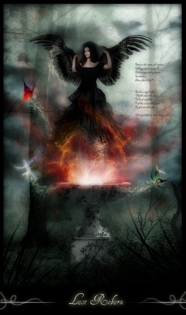 ...:::Lost Reborn:::... by ShadeHuntress
