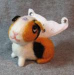 Calico Guinea Pig Fairy