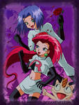 Team Rocket Joy *colour*
