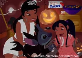 Happy Halloween by Stardust-Phantom