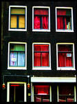 There is a house in Amsterdam