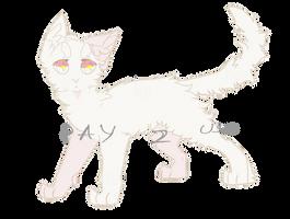 Cat p2u by EnemyTal
