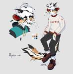 [closed] Alpaka Cat Boy Adopt Auction