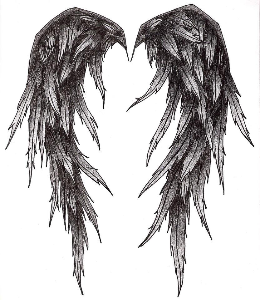 Angel Wings By Blackxnightxace On Deviantart