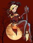 Witch Mercy | Overwatch