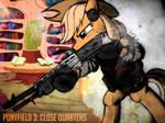 Ponyfield 3: Close Quarters
