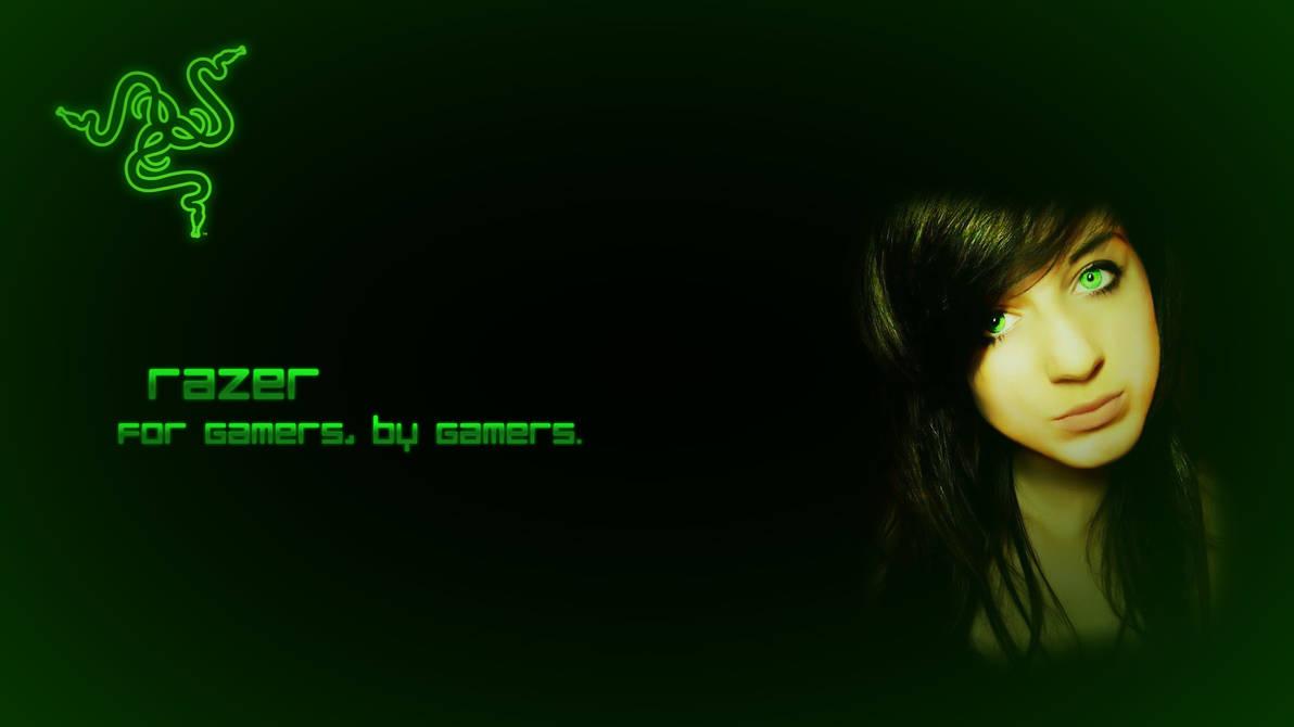 Razer Wallpaper HD by RandomBronyHere