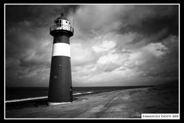 Lighthouse by pizzaconne