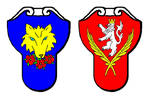 Romeo and Juliet Coat of Arms