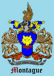 Montague Coat of Arms Romeo's
