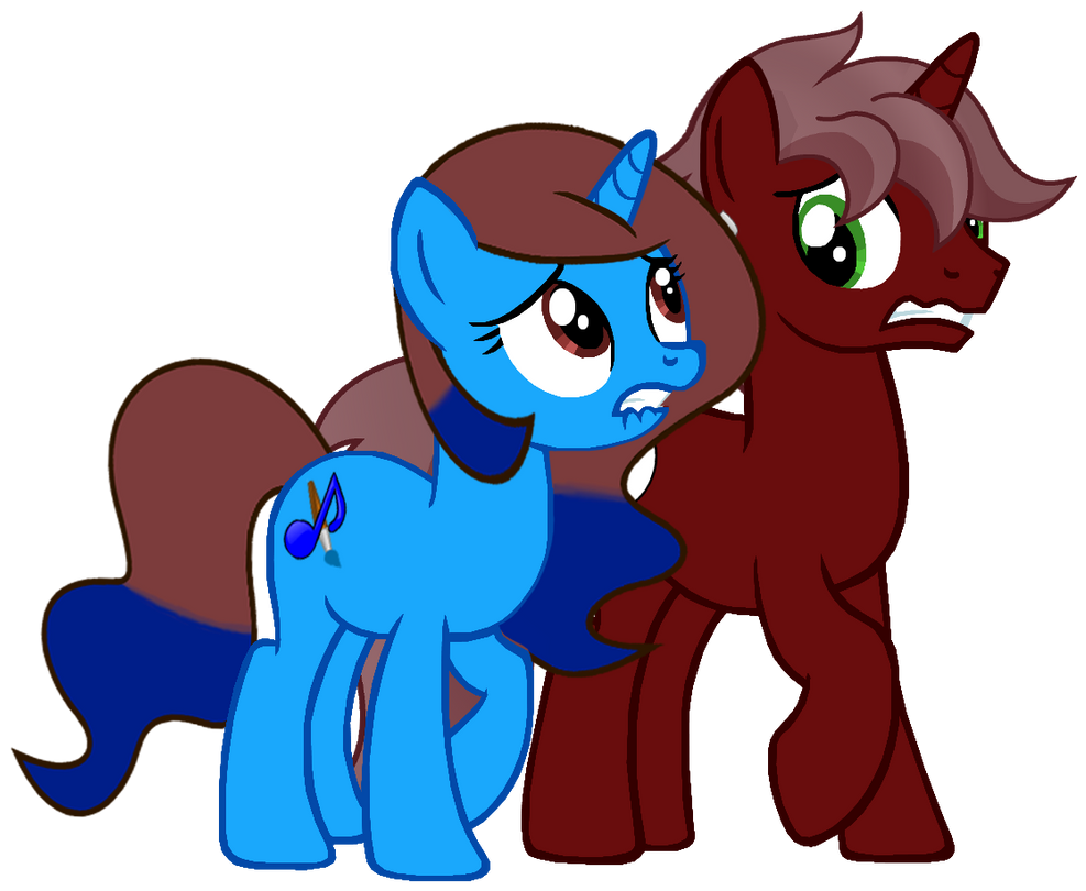 Me And Chaotic by evemetalchick