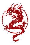 Chinese Dragon Logo