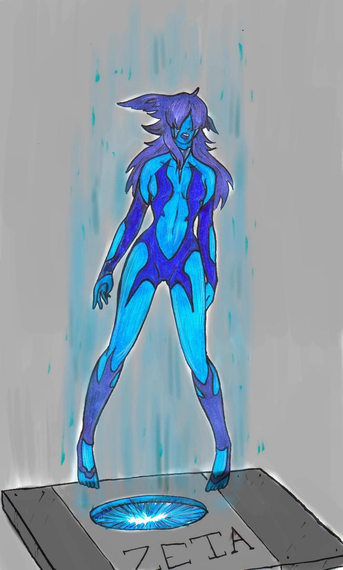 Zeta-AI by gigglesalot