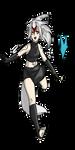 Chibirasu Anni by gigglesalot