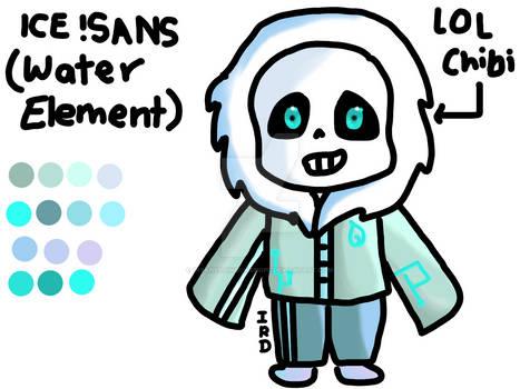 Element Tale: Ice! Sans