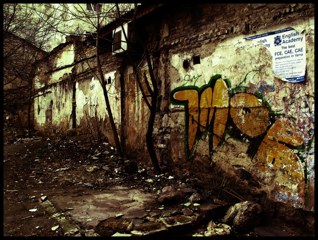 Urban Decay by ghostrider-in-ze-sky