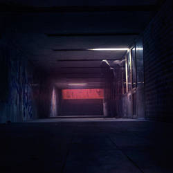 Down in the Underpass by ghostrider-in-ze-sky