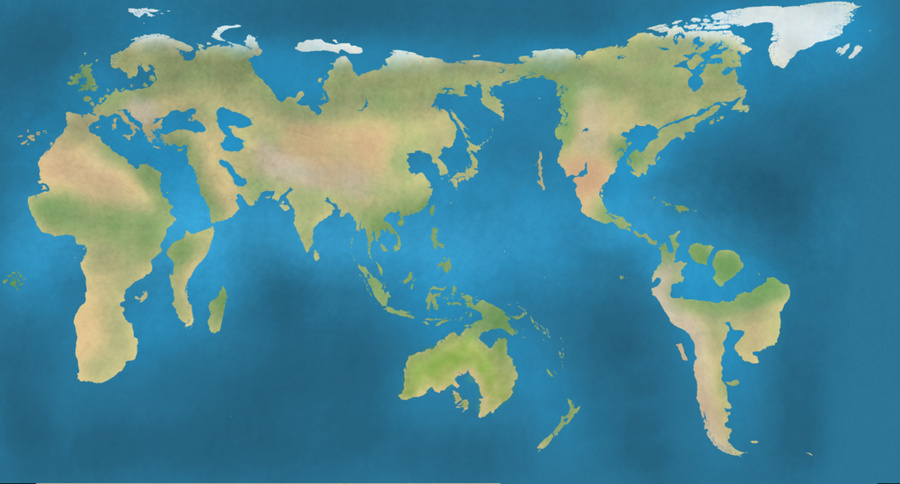 Future Earth Maps Pictures to Pin on Pinterest - PinsDaddy