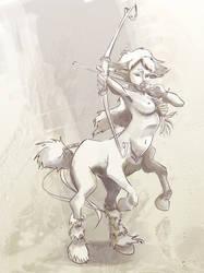 Centaur - 2Dartist FINAL by ruth2m
