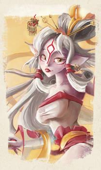 Amaterasu, diosa del SOL