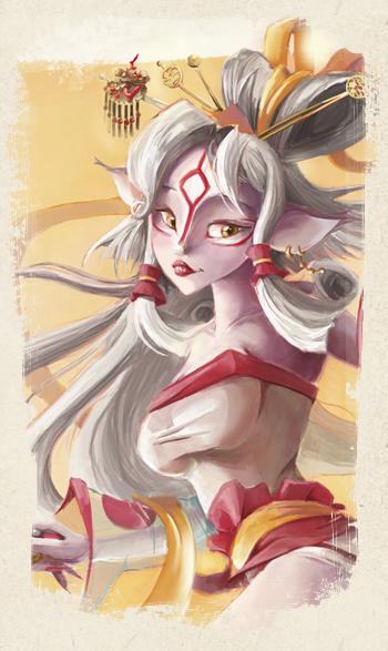 Amaterasu, diosa del SOL by ruth2m