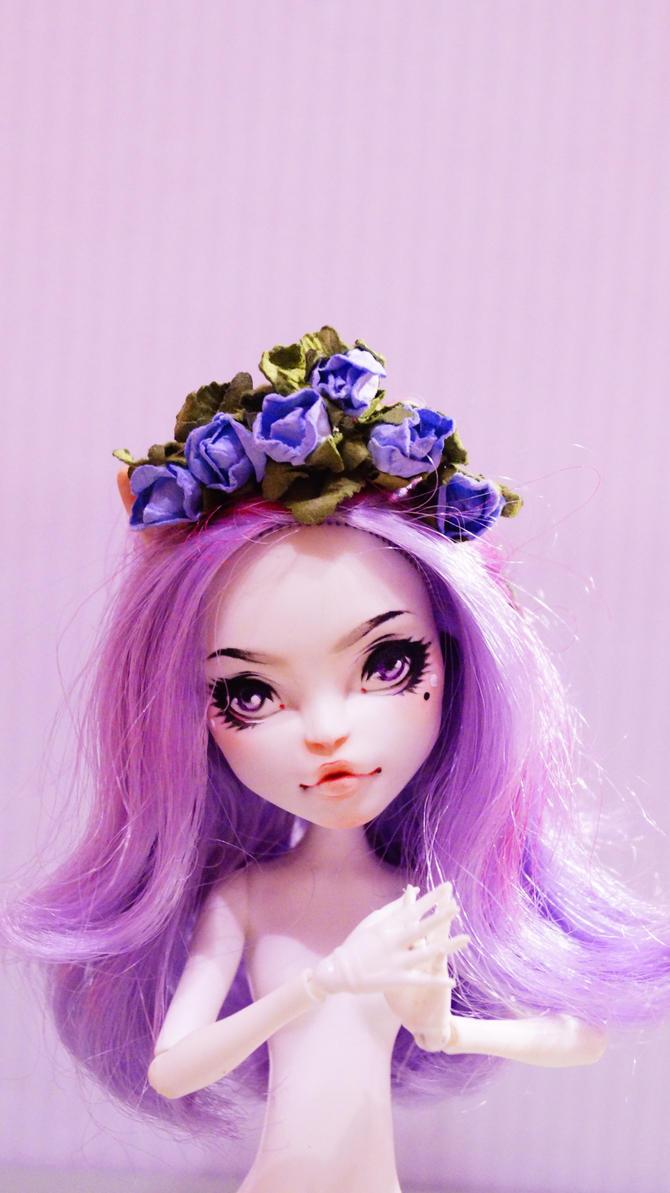 Monster High Katrine OOAK by Callisto-secondary