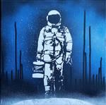 Disgruntled Spaceman 2 by runofthemill