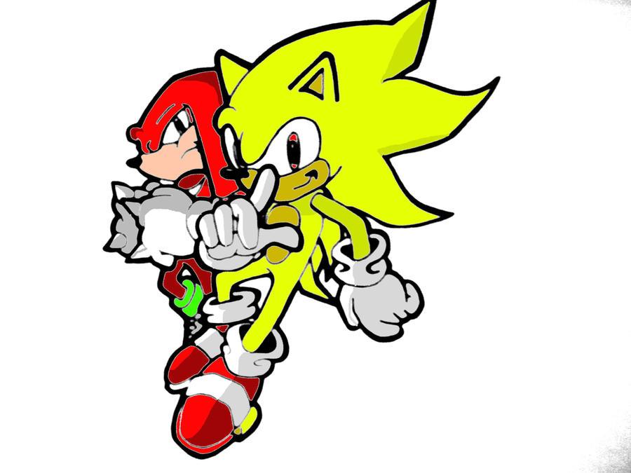 Sonic XD by NiniBarbossa
