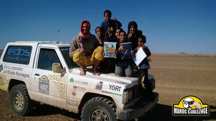 Maroc Challenge Winter Edition 2013