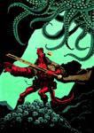 Hellboy poster design