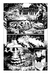 Nightwing sample page - 04 by rafaelpimentel