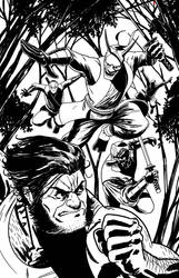 Wolverine sample page 02 by rafaelpimentel