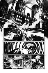 Daredevil Sample Page 01 by rafaelpimentel