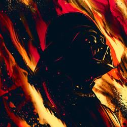 Vader Sketch by rafaelpimentel