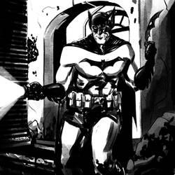 Bat Sketch by rafaelpimentel