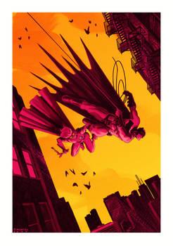 Bats Commission Color