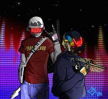 Rhythm Emotion by ninjaisonfire