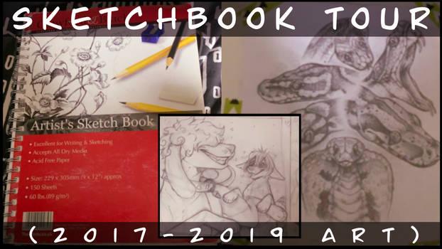 Sketchbook Tour Video