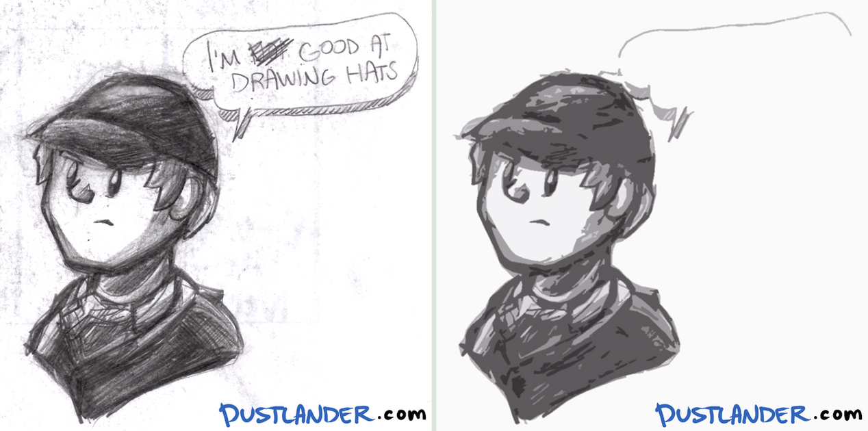 Character Redesign: Vincent by Dustlander