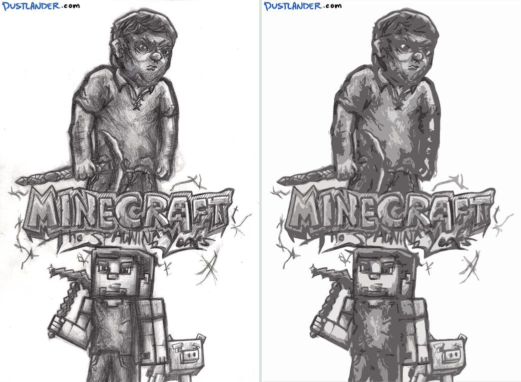 Minecraft: The Spawning Years by Dustlander