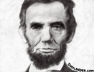 Abraham Lincoln by Dustlander