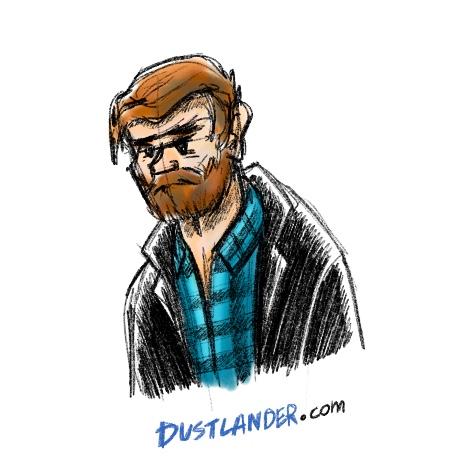 Old Man by Dustlander