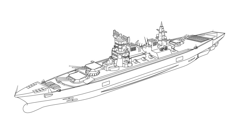 Battleship Yamato-Ni 2 by HummerH3